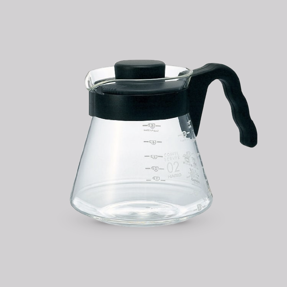 Hario - V60 Glass Coffee Server