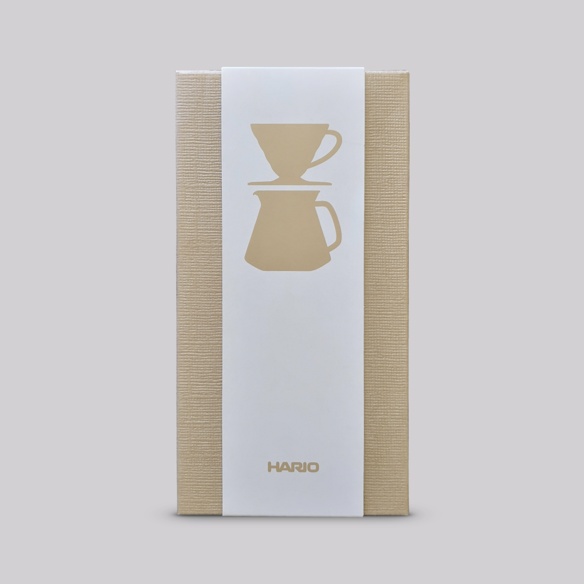 Hario - V60 01 Ceramic Brewing Kit