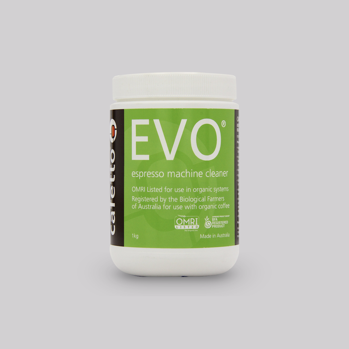 Cafetto Evo Cleaning Powder