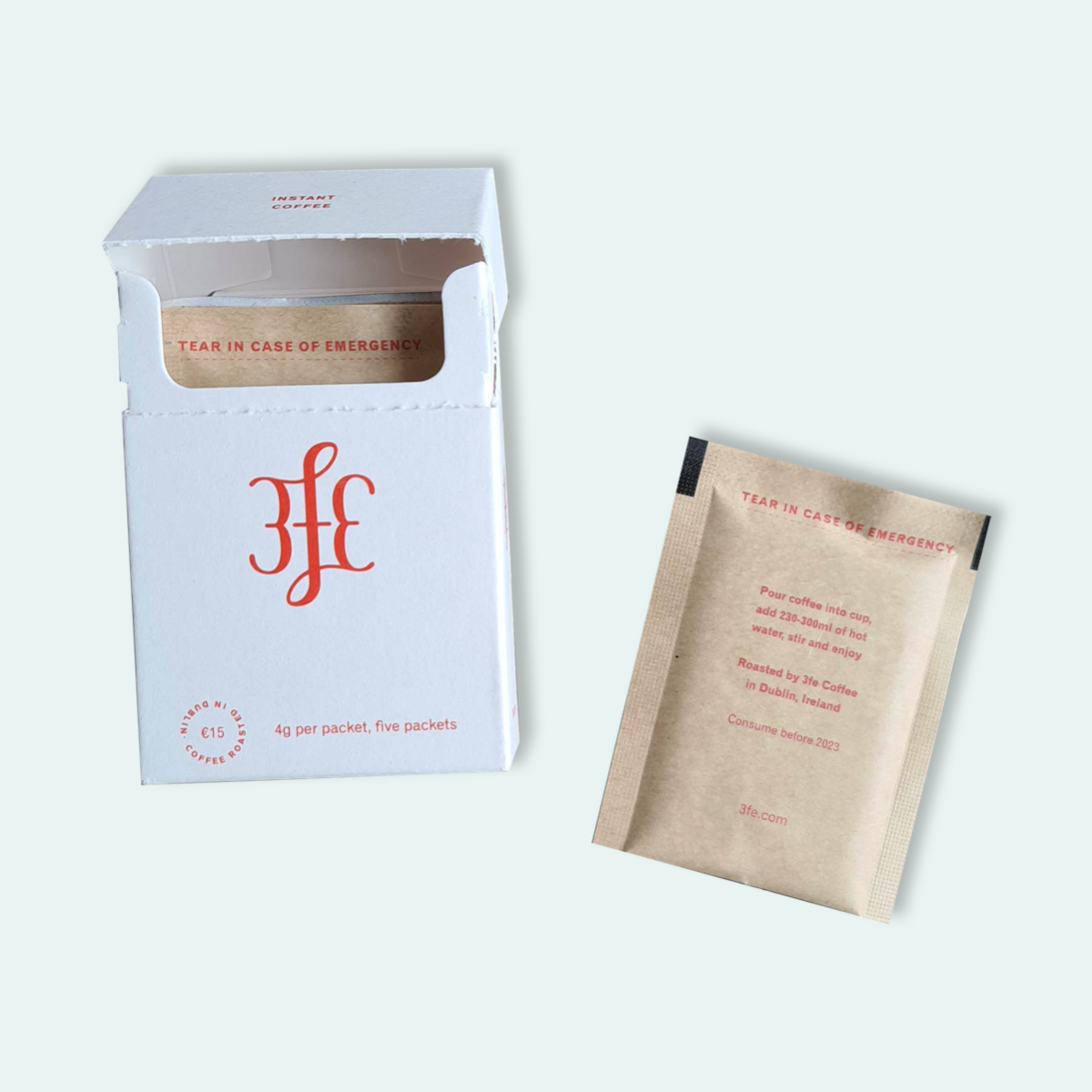 3fe Instant Coffee