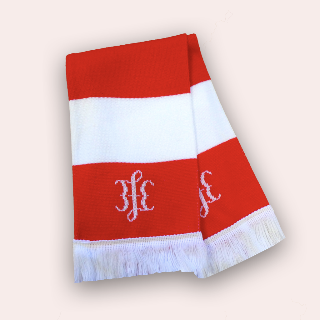 3fe Supporters Scarf