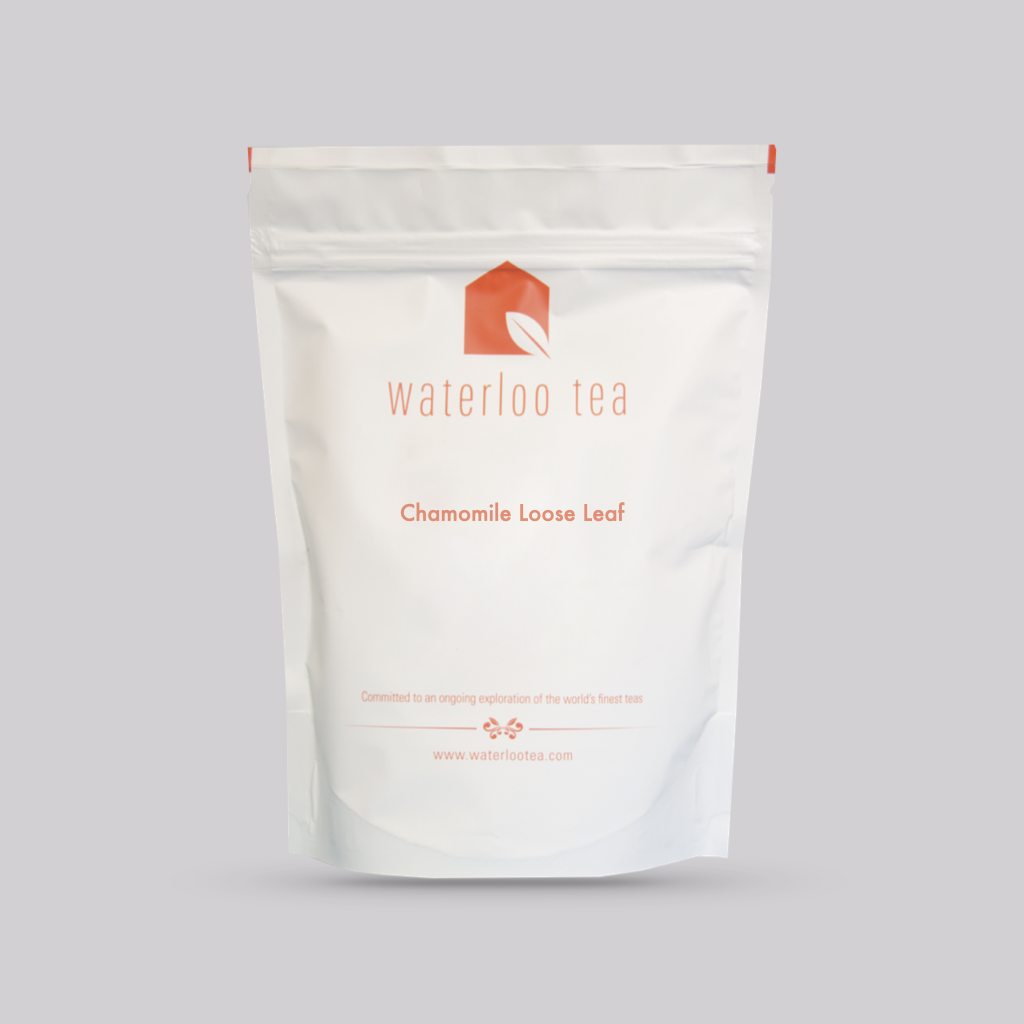 Waterloo Chamomile Loose Leaf Tea 125g