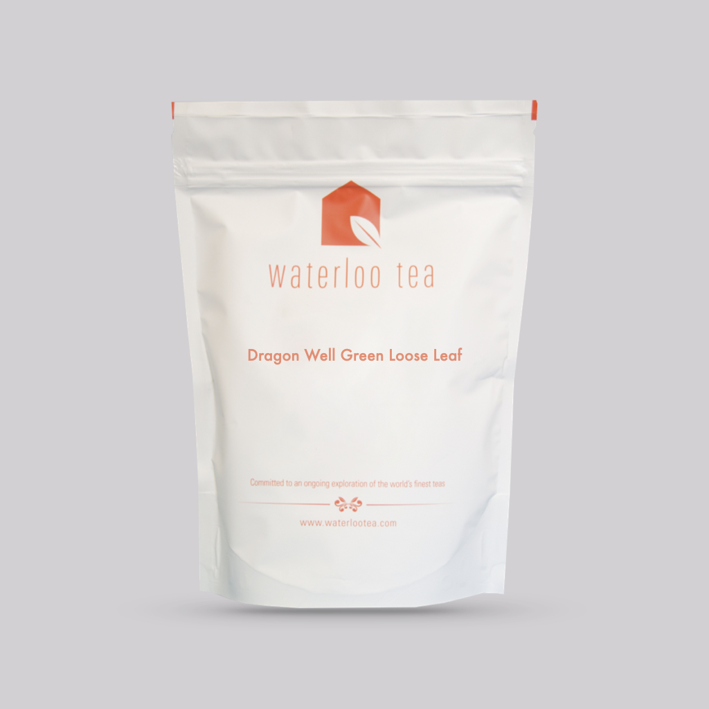 Waterloo Dragon Well Green Loose Leaf Tea