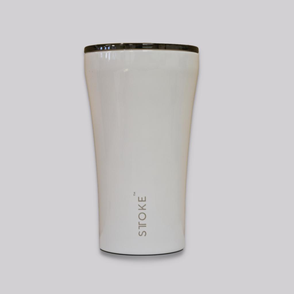 Sttoke Reusable Cup White